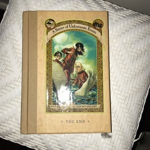 A Series of Unfortunate Events (Book 13)